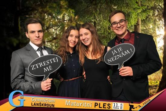 Galerie Fotokoutek Gymnázium Lanškroun 2019