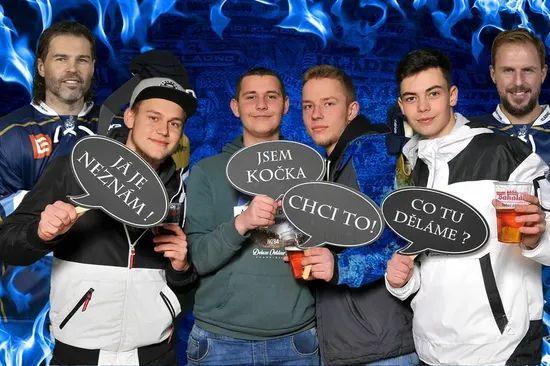 Galerie Fotokoutek hokej Kladno vs. Jihlava