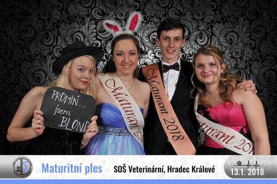 Fotokoutek SOŠ Veterinární Hradec Králové 2018