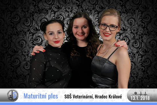 Galerie Fotokoutek SOŠ Veterinární Hradec Králové 2018