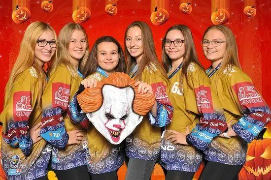 Galerie Rytíři Kladno, Halloweenské utkání Kladno vs....