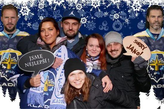 Galerie Rytíři Kladno, Vánoční utkání Kladno vs. Hradec Králové