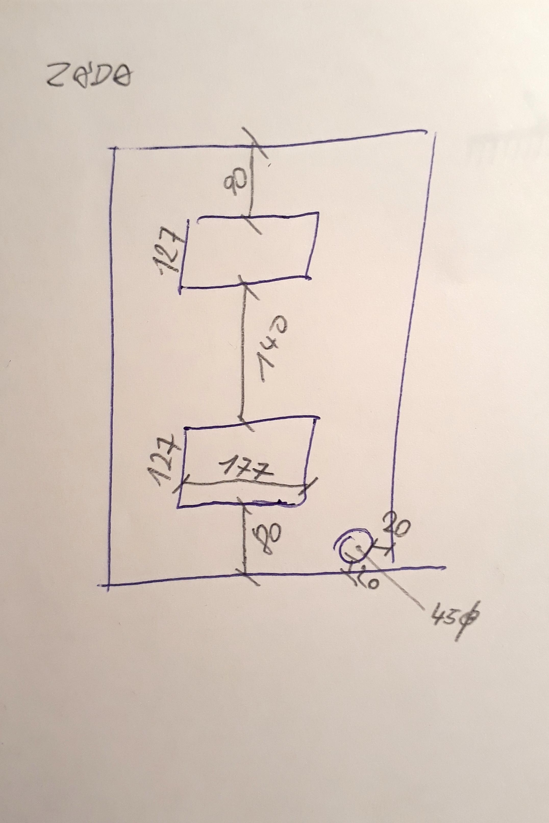náčrt fotokiosku