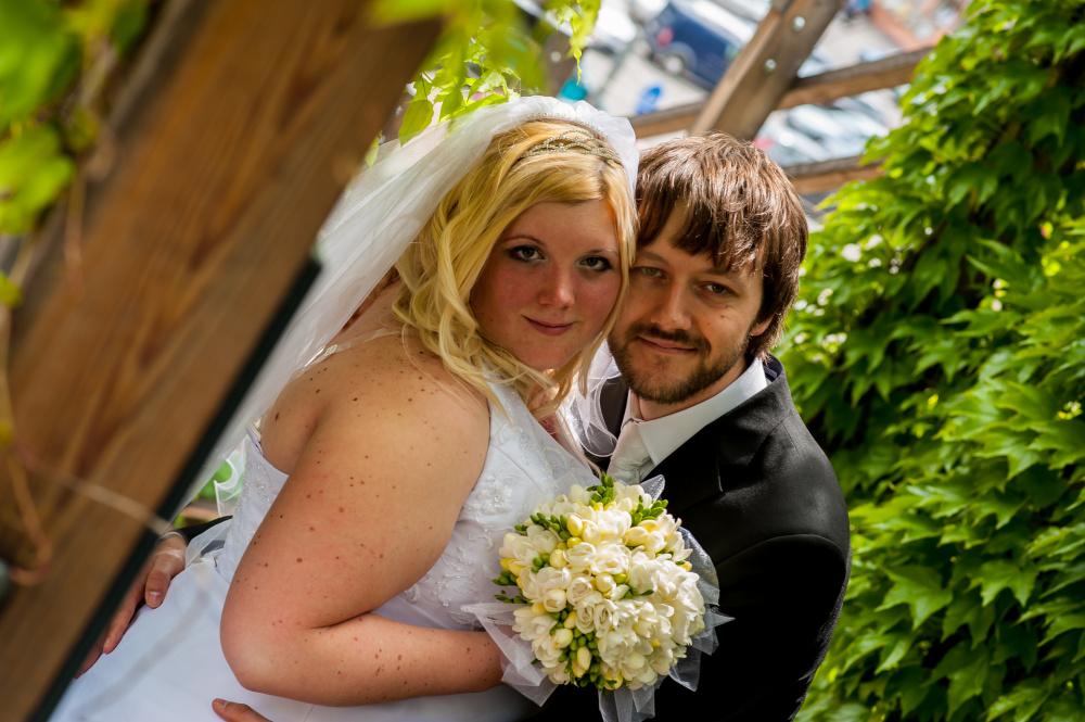 Fotokoutek na svatbu? Jednoznačně ano!