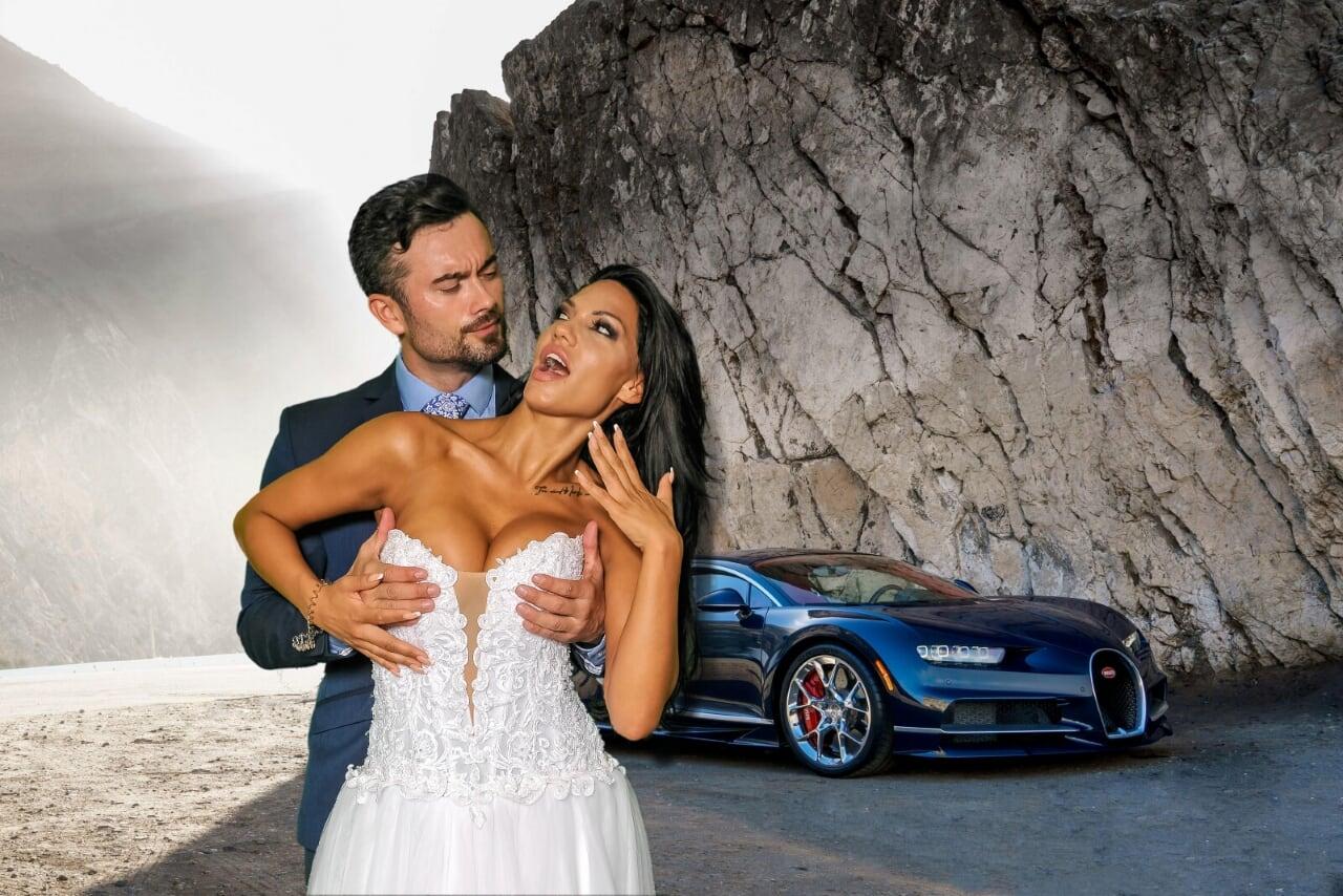 Fotokoutek na svatbu nezastaví ani horké léto