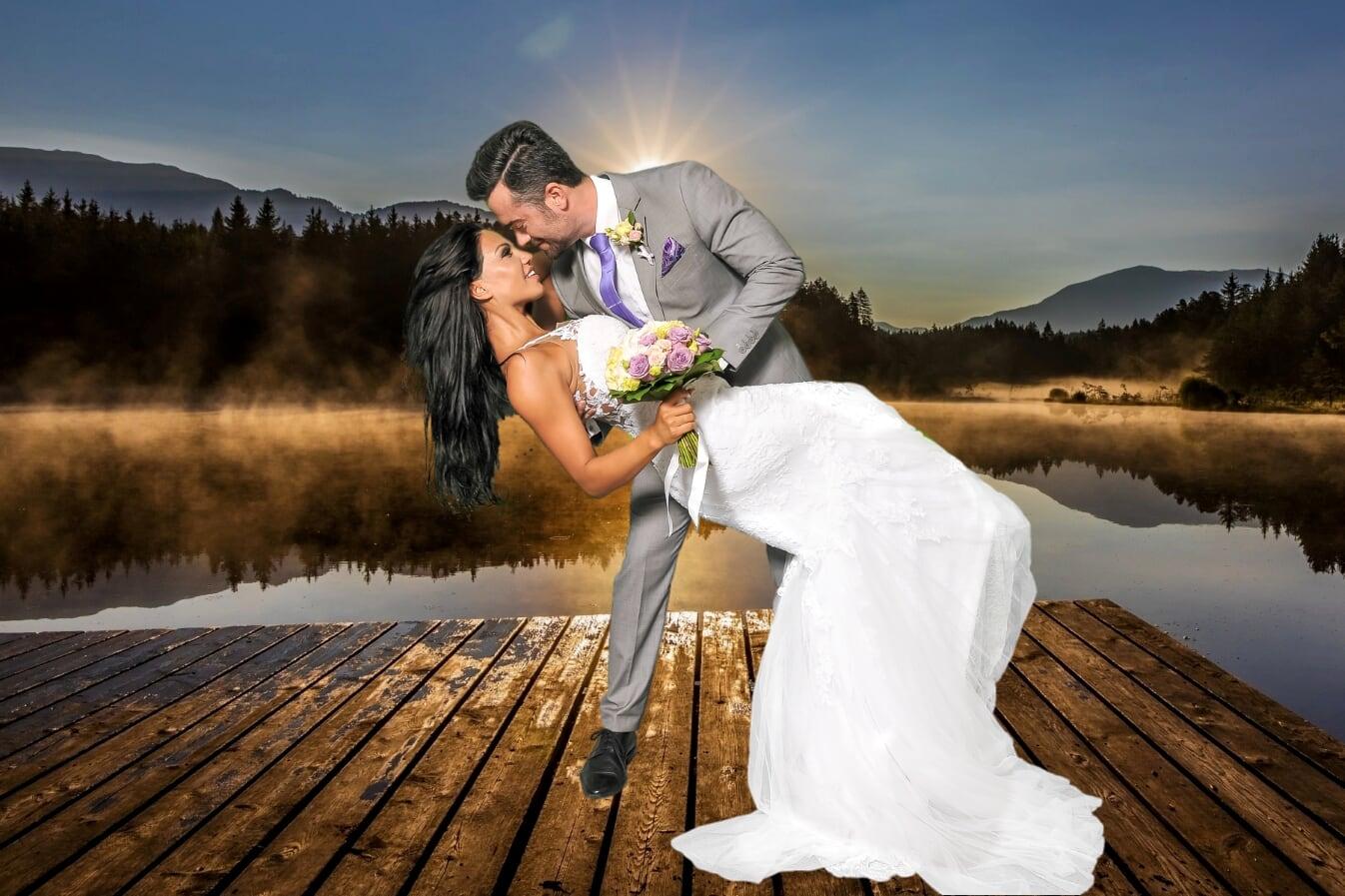 S naším fotokoutkem se rádi přizpůsobíme vaší podzimní svatbě