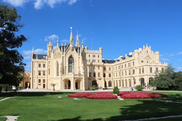 Pobyt na zámku Lednice